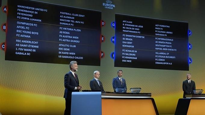 Определены соперникиФК «Астана» вматчах Лиги Европы