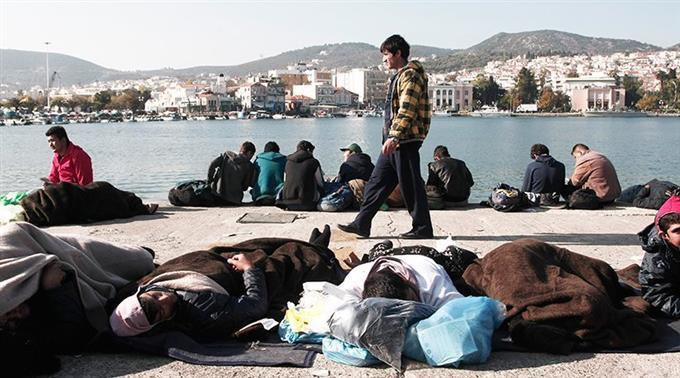 ЕСврамках контракта ореадмиссии выделит беженцам вТурции $393 млн