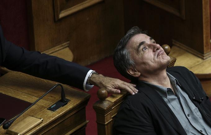 Греция приняла нужный для следующего транша кредита пакет перемен
