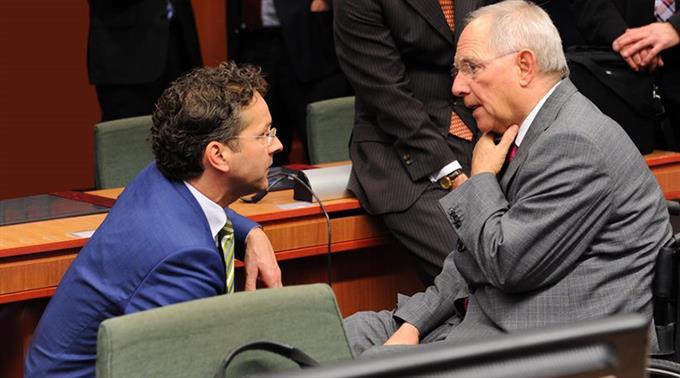 Европейские кредиторы остановили выплаты финпомощи Греции