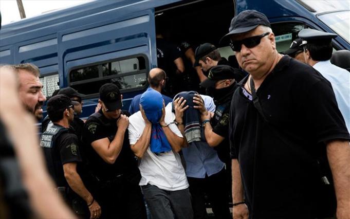Греция неэкстрадирует турецких военных, бежавших после попытки перелома