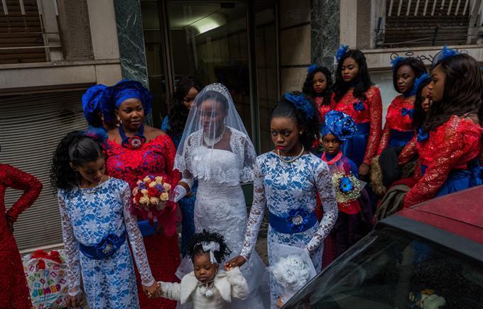 Athina marriage