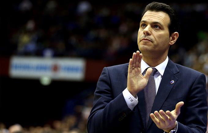 Димитрис Итудис будет главным тренером сборной Греции