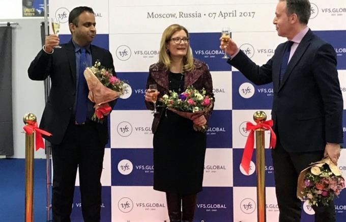 Новый визовый центр Греции открылся в столице России