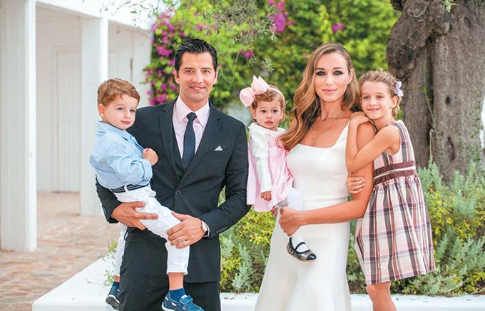 сакис рувас семья фото