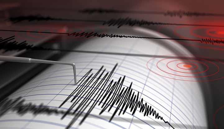 ВГреции случилось землетрясение магнитудой 4,4